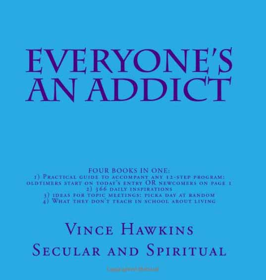 Self help books - Everyone's An Addict